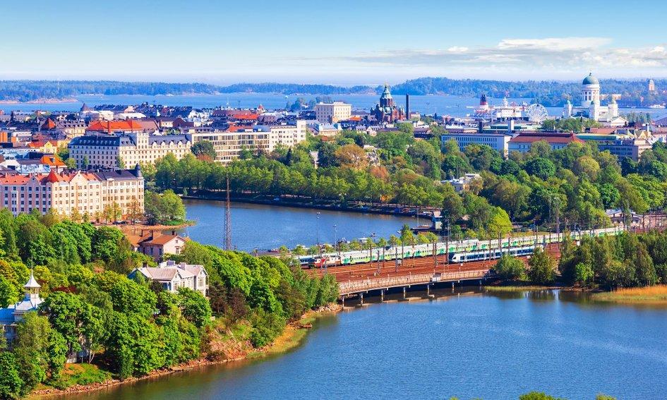 Finlandia ponownie na czele listy najszczęśliwszych państw